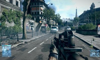Acaba de ser lanzada la Beta del Battlefield 3
