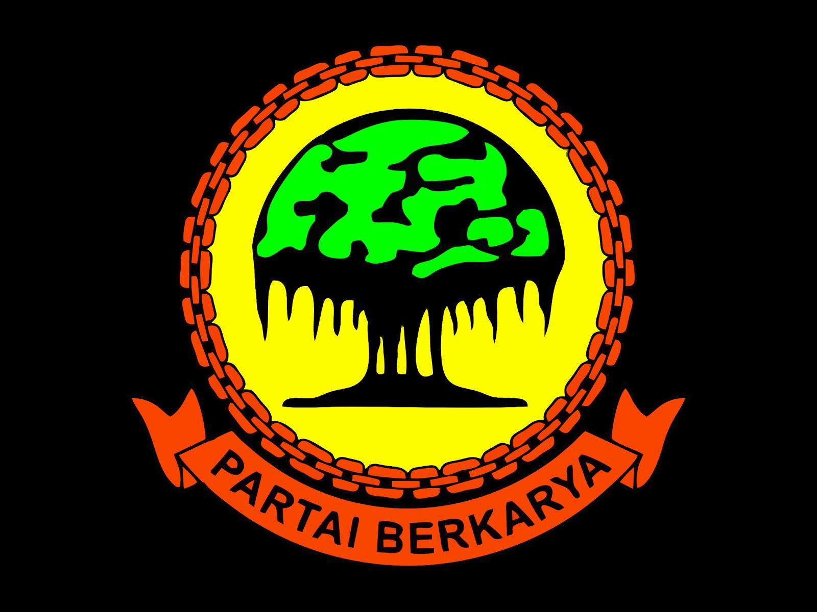 Hasil gambar untuk partai berkarya logo
