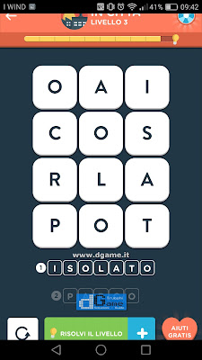 WordBrain 2 soluzioni: Categoria In Città (3X4) Livello 3