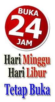 24+ Buka 24 Jam Png