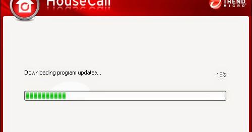 Housecall antivirus