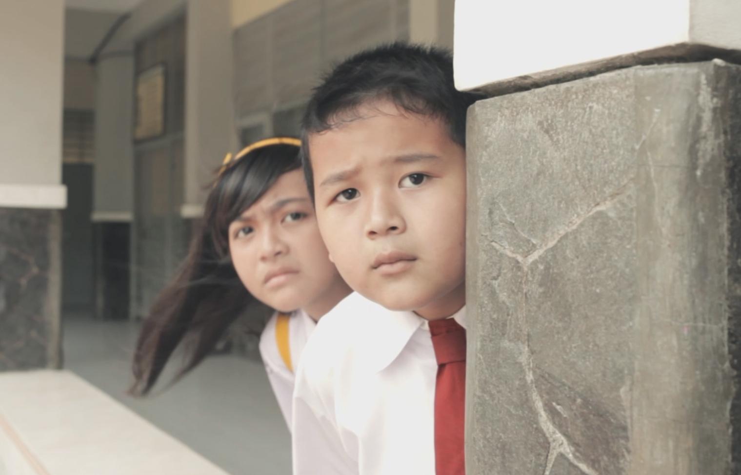 Gambar Idoep Indonesia Joshua Belajar Tanggung Jawab Dari Anak SD