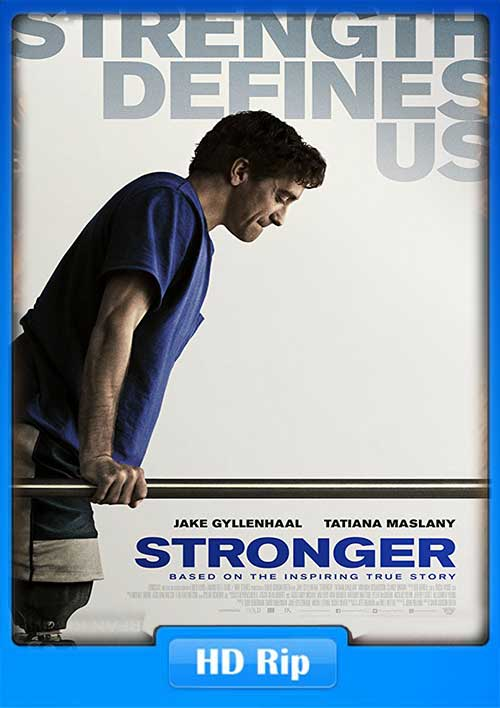 Stronger 2017 720p WEB-DL 950MB Poster