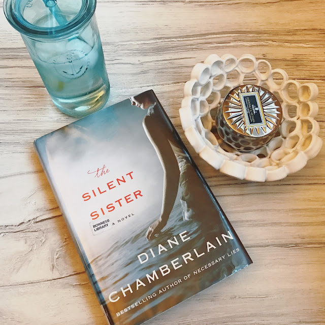 The Silent Sister by Diane Chamberlain Book Review