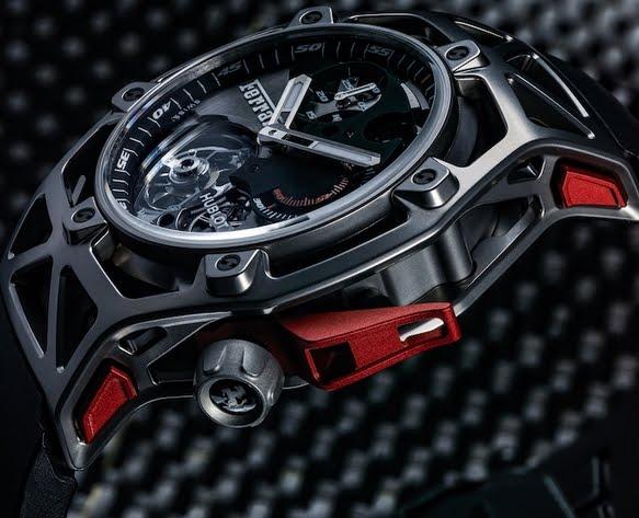 66cabfa80427 El reloj diseñado por Ferrari y ejecutado por Hublot  http   www.replicasderelojesaaa.com replicas-de-relojes-hublot-aaa