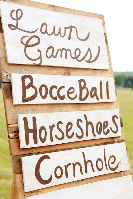 lawn games 3 Ideas for Kid-Zones at a Wedding or Party 5