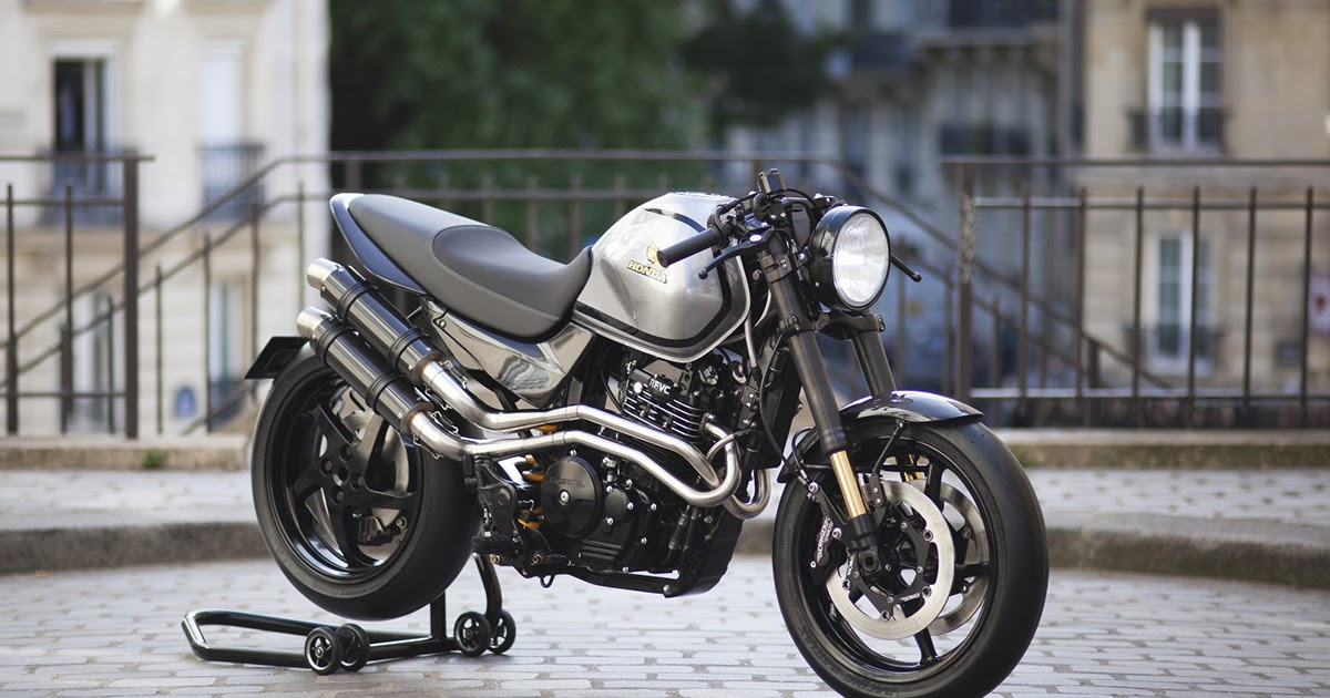 Cafe Thumper - Honda FX650 Vigor | Return of the Cafe Racers