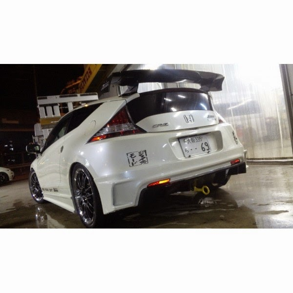 add on Honda CRZ Js Racing.