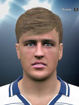 PES 2016 Cezary Wilk (Real Zaragoza) Face by Gytteboy