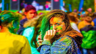 Happy Holi badhaee and Quotes