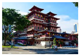 Buddha Tooth Relic Temple and Museum of Singapore