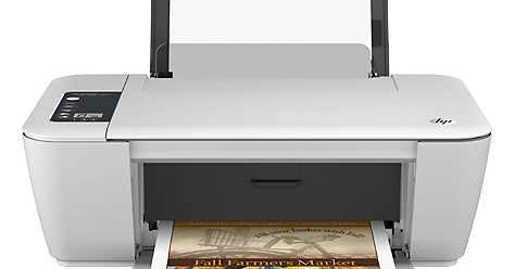 HP Deskjet 2542 Manual