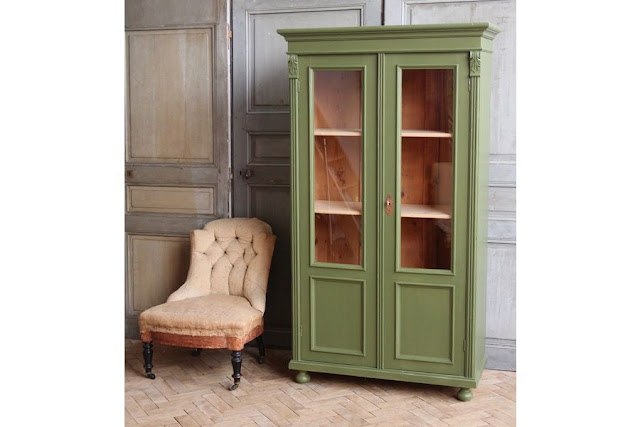 Large Green Cupboard