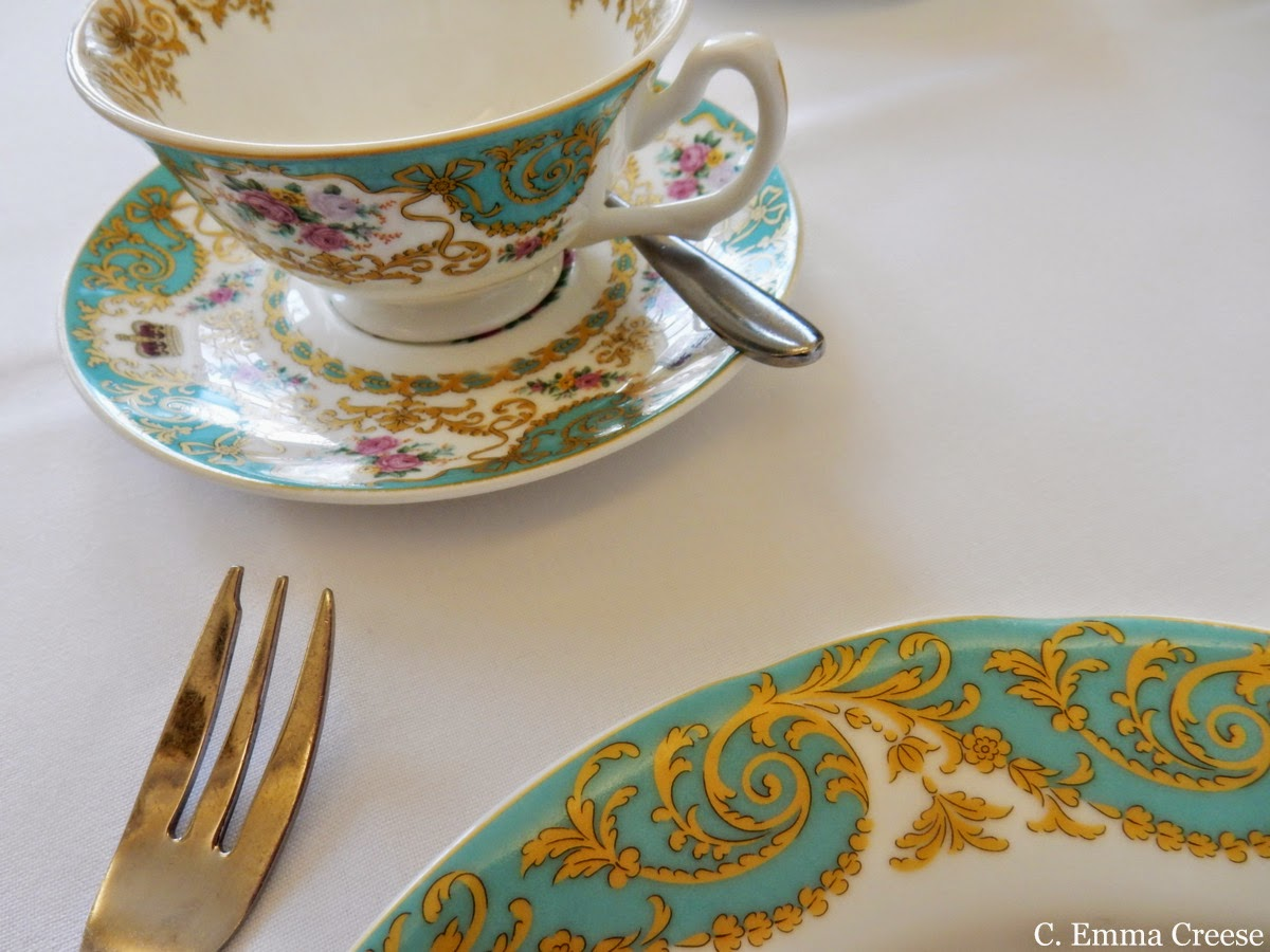 A pinkie-raising Kensington Orangery Afternoon Tea