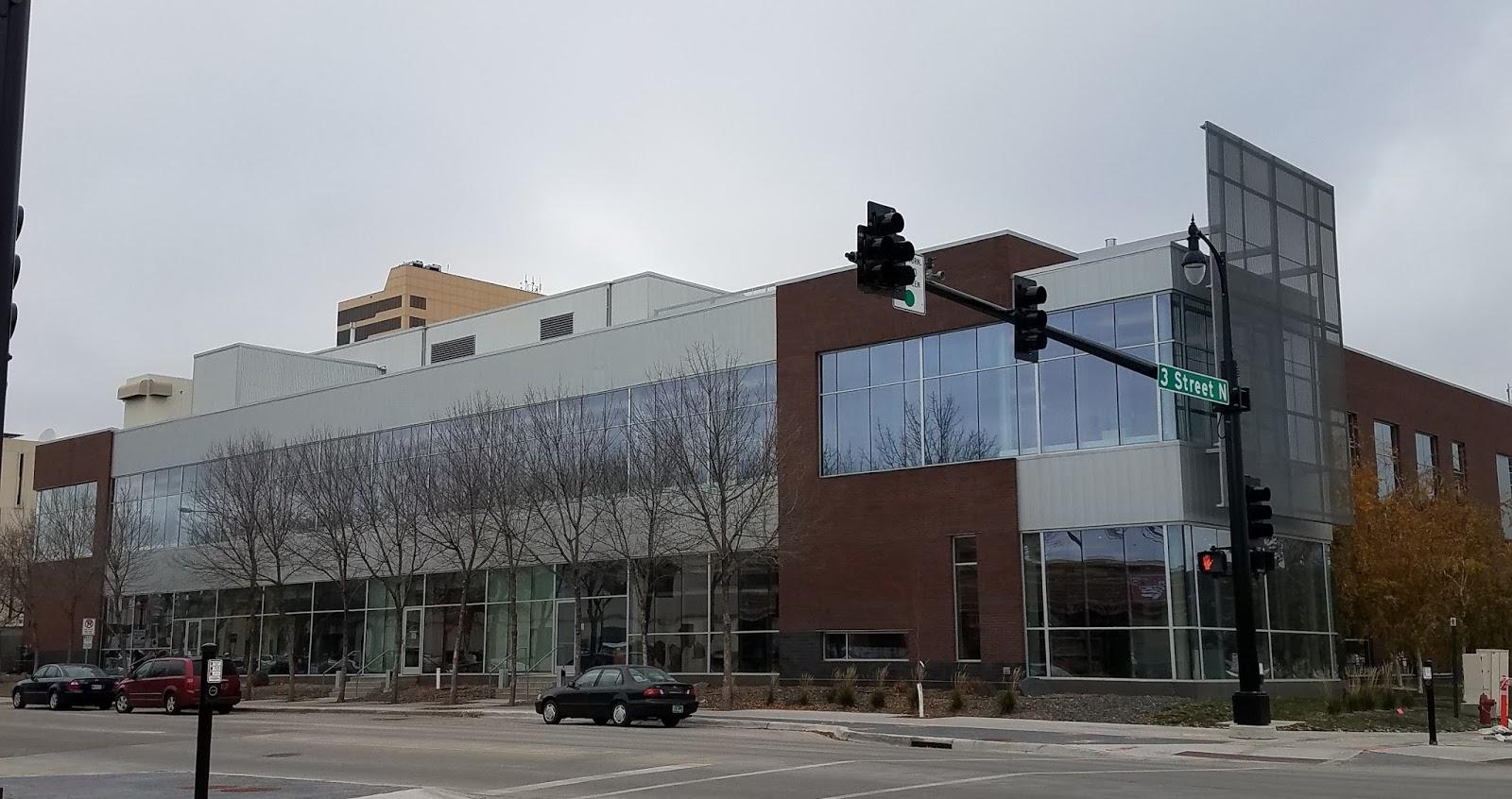 Fargo Public Library North Dakota