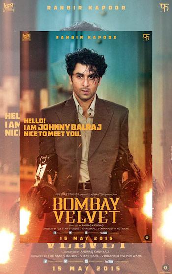 Bombay Velvet (2015) Hindi Full Movie