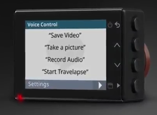 Garmin Dash Cam 55 features and options