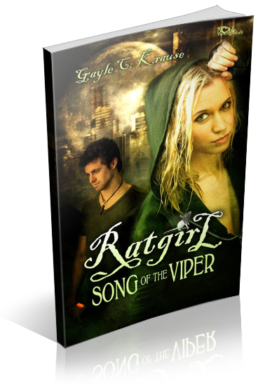 Tour: RATGIRL: Song of the Viper by Gayle C. Krause