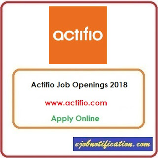 Actifio Hiring Freshers Sky Development Engineer Jobs in Hyderabad Apply Online
