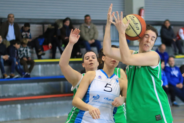 El Paúles se impone 68-33 al New Team