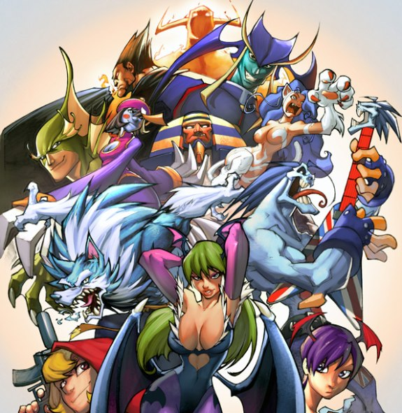 MrDarkPhoenix™: Darkstalkers 4 has a chance… with a ...