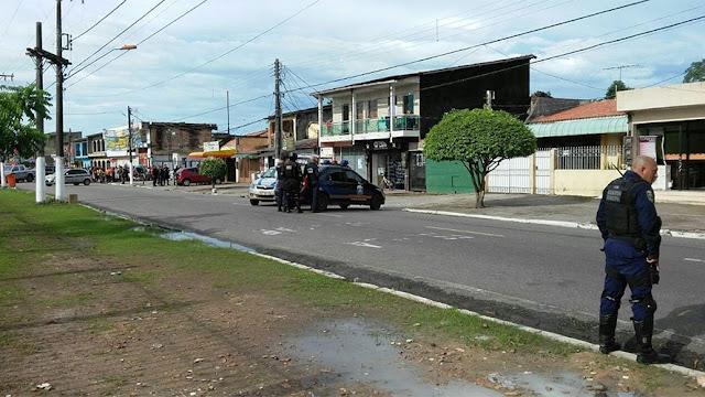 Após 2 horas de negociação, Guarda Municipal de Belém (PA), detém assaltante e libera refém em Icoaraci