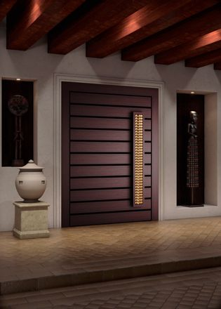 Dwell Of Decor 20 Fantastic Designs For Interior Wooden Doors