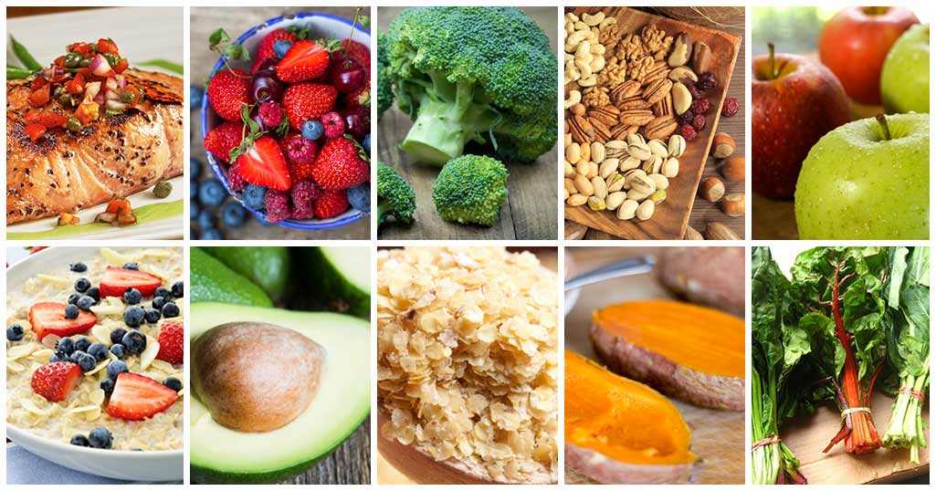 اكلات صحية - الغذاء الصحي