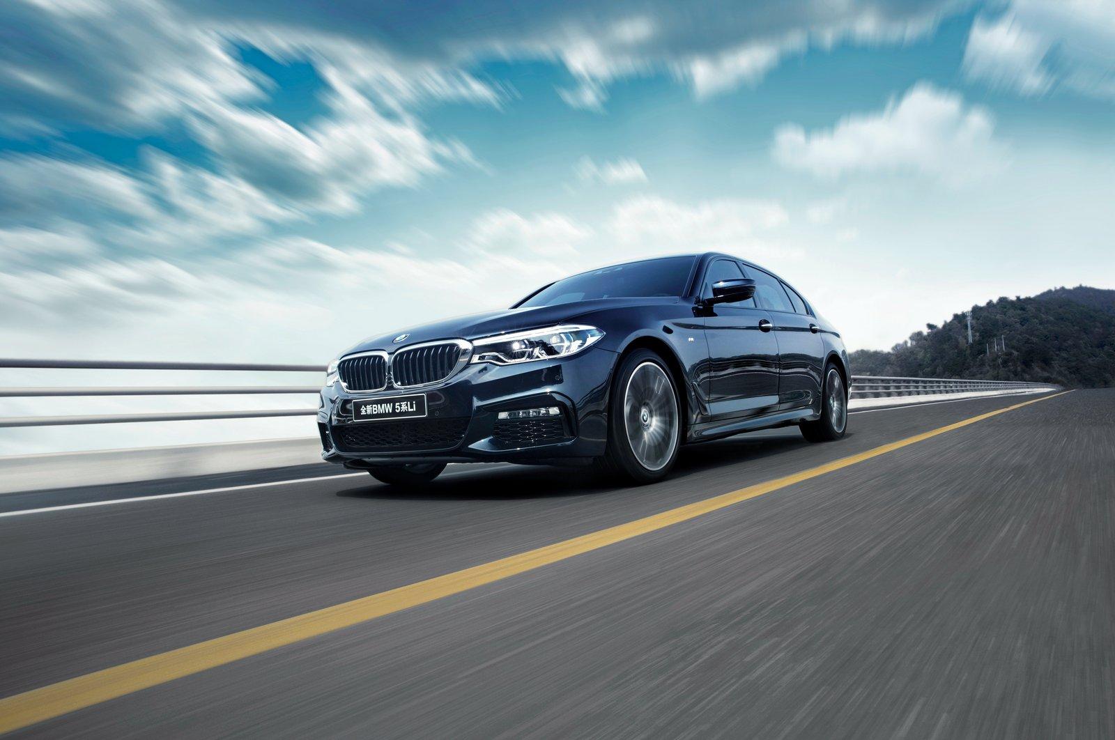 2016 - [BMW] Série 5 Berline & Touring [G30/G31] - Page 28 BMW-5-Series-LWB-1