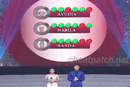 LIDA Liga Dangdut Indonesia Tadi Malam 19 April 2018