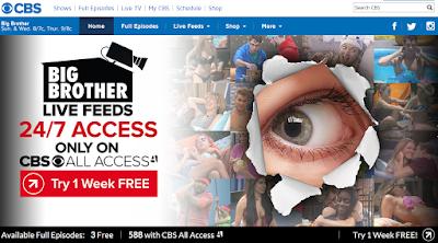Regarder Big Brother saison 18 sur CBS