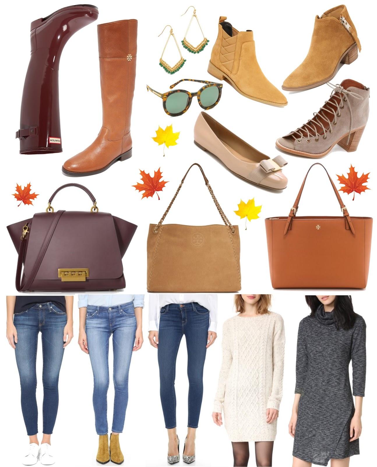 Fall Essentials - Something Delightful Blog