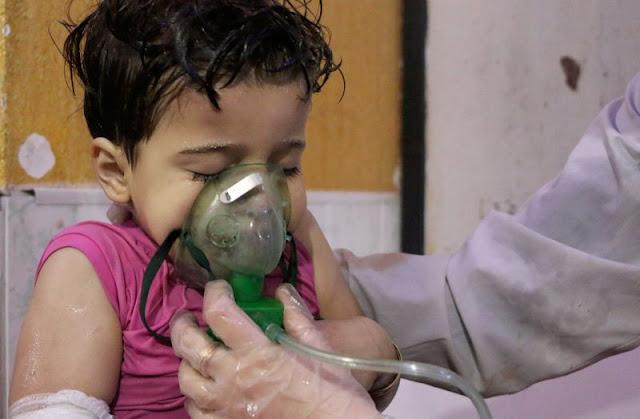 EUA, Reino Unido e França atacam Síria em resposta a uso de armas químicas