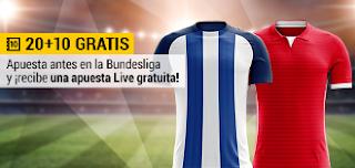 bwin promocion Hertha Berlín vs Bayern Múnich 18 febrero