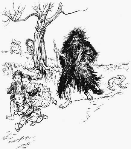 Der Bärenhäuter