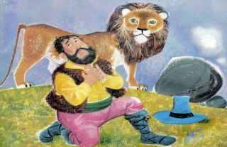 El bandido y el leon