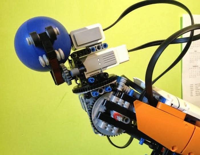 LearnXScape Making your own Kuka robot using EV3 2cc52176c5