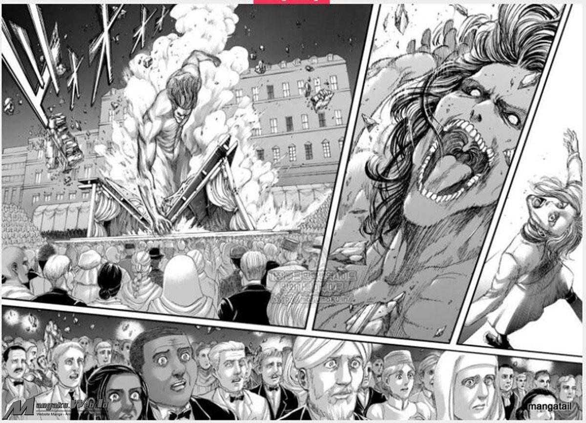 Shingeki No Kyojin: Chapter 100 - Page 43