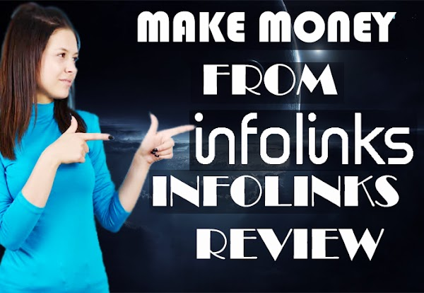 Infolinks Review: Make money from your site using Infolinks.