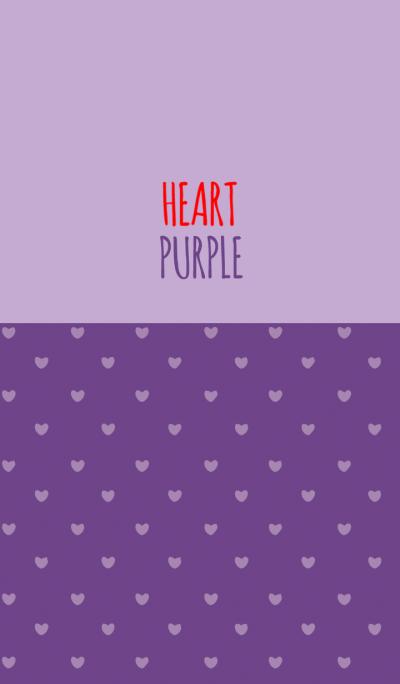 PURPLE 1 (HEART)