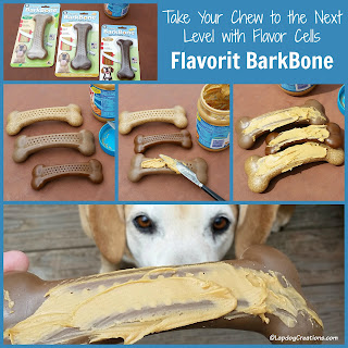 flavorit barkbone chew dog rescue senior hound