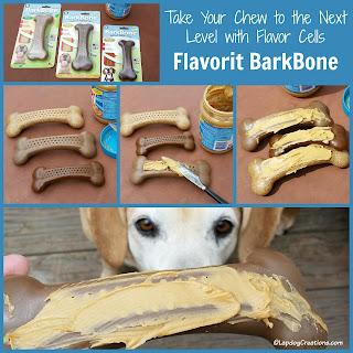 flavorit barkbone chew dog rescue senior hound