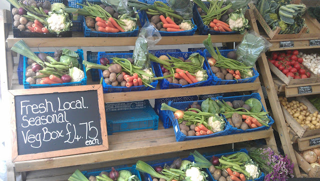 Doddington Hall Farm Shop, Lincolnshire