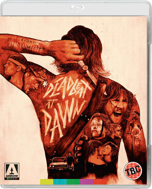 arrow video deadbeat at dawn