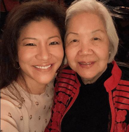 Julie Chen mother