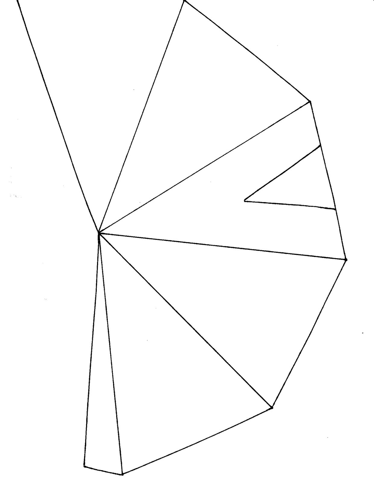 Gingerbread Girl Pattern Paper