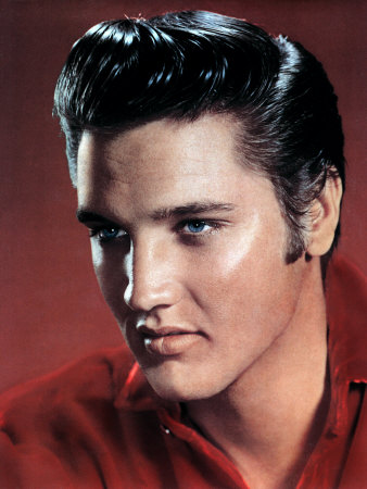Hair & Tattoo Lifestyle: Mens Rockabilly Elvis Presley ...