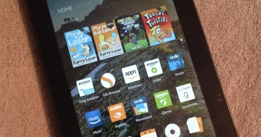 Kindle Fire 5th Generation Mini Review