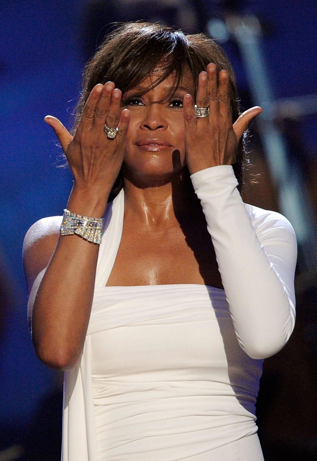 Whitney Houston Wedding Ring