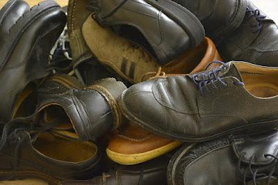 riparare le scarpe